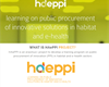 1st Newsletter of the HAEPPI project